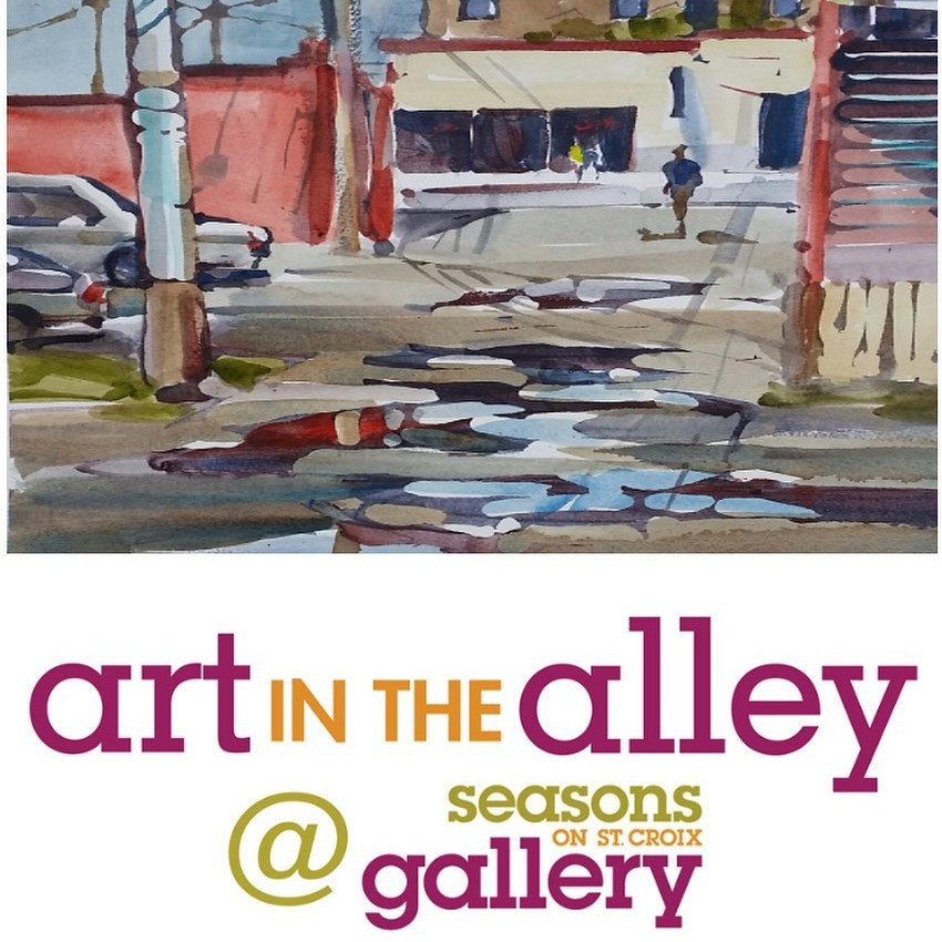 Art in the Alley at Seasons on St. Croix Gallery